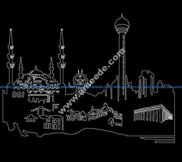 Ankara Silueti 2