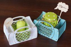 Basket Laser Cut CNC Plans