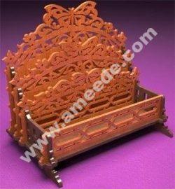 Basket Plywood Lasercut