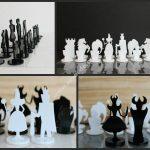 CNC Chess Set Plans