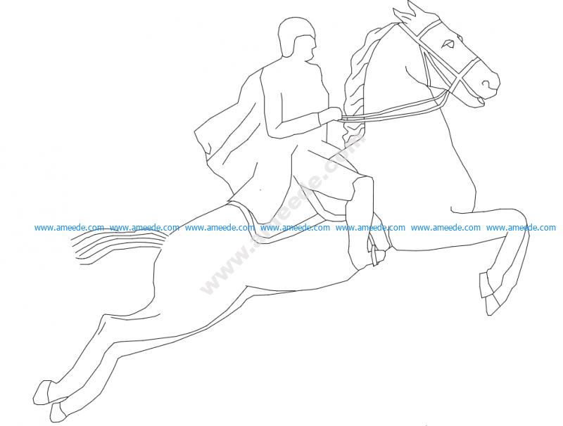Cavalo Corrida