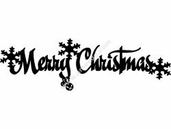 Christmas Hanger 2