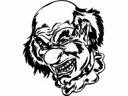 Clown 048