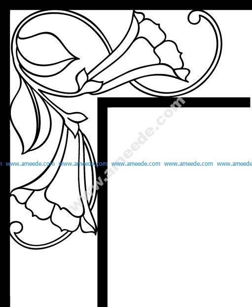 Corner Design 17 EPS