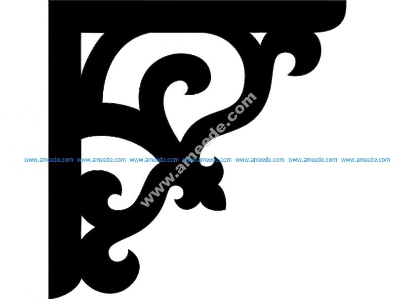 Corner Design Kron 0002