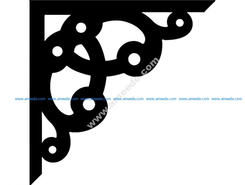 Corner Design Kron 0006