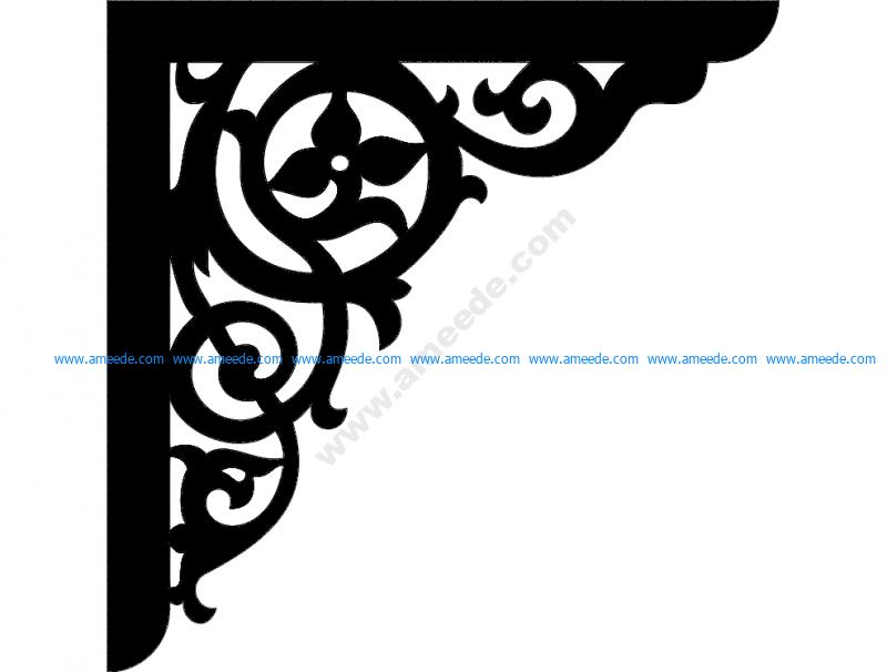 Corner Design Kron 0010