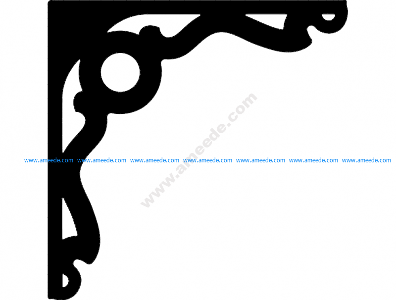 Corner Design Kron 0013