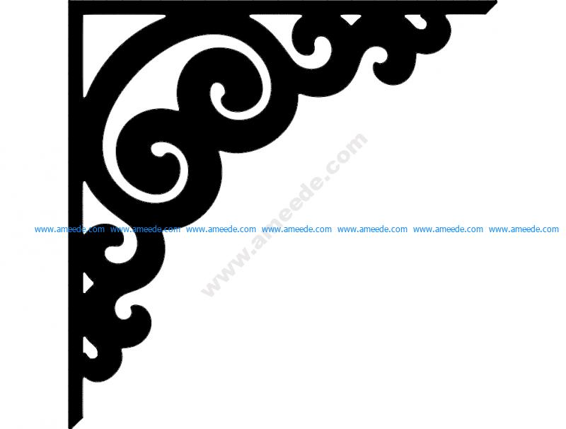 Corner Design Kron 0014