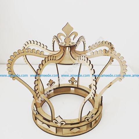 Coroa Em 3d