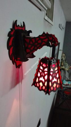 Dragon Lamp 3 Mm
