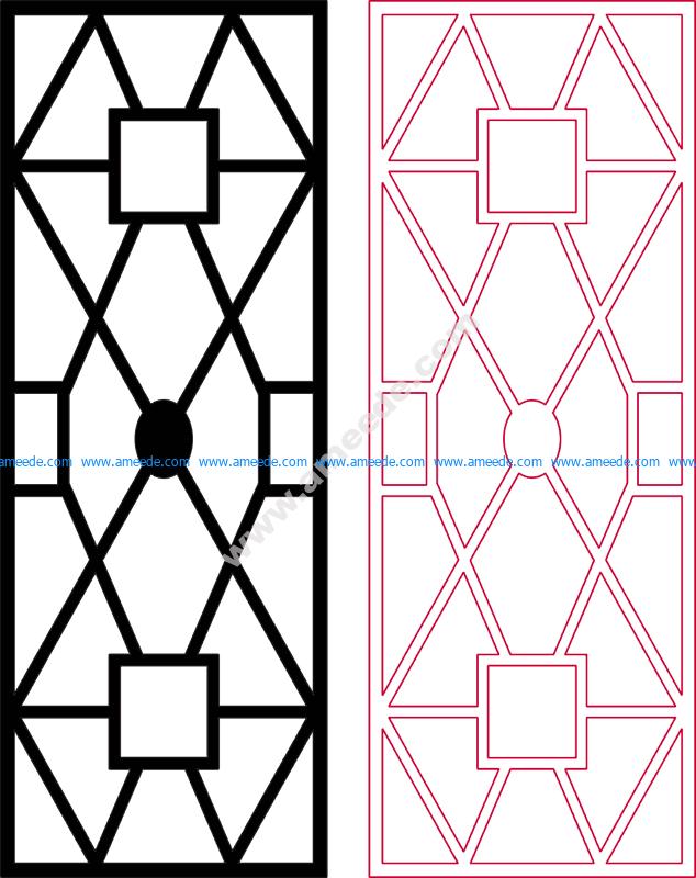 Dxf Pattern Designs 2d 155