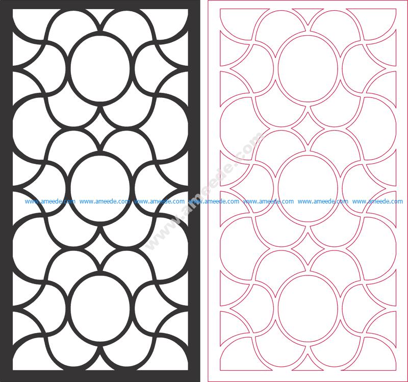 Dxf Pattern Designs 2d 161
