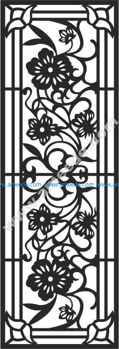Fence Panels Pattern