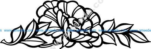 Flower 10 EPS