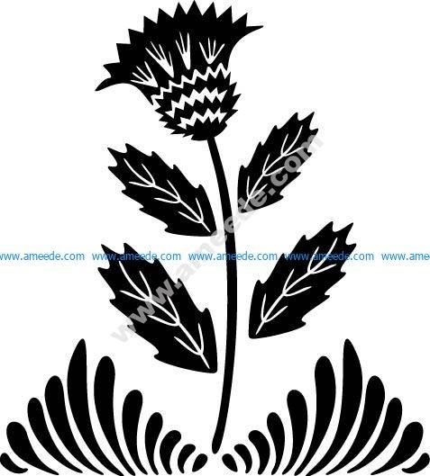 Flower 20 EPS