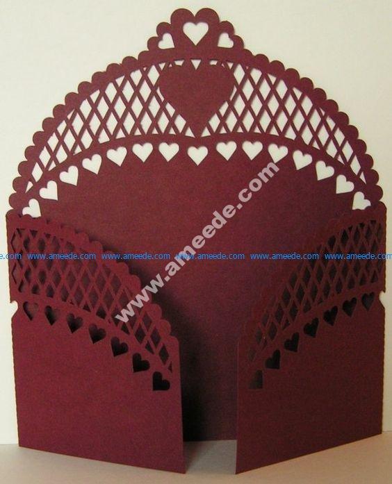 Gate Fold Card 16