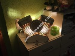Harley Davidson table lamp
