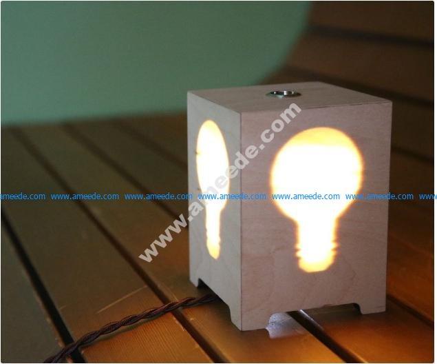 Hidden lamp
