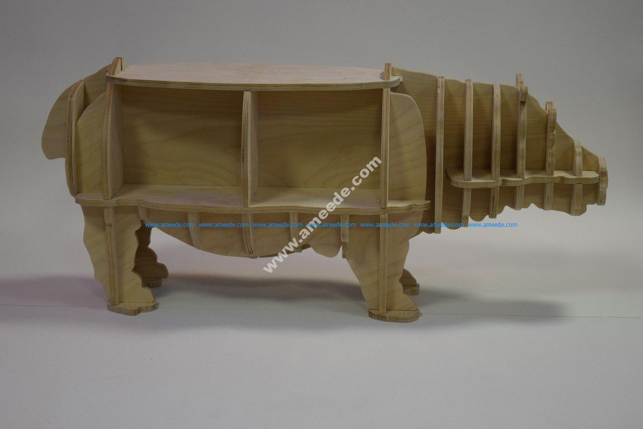 Hippo Table
