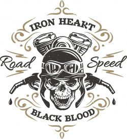 Iron Heart Print