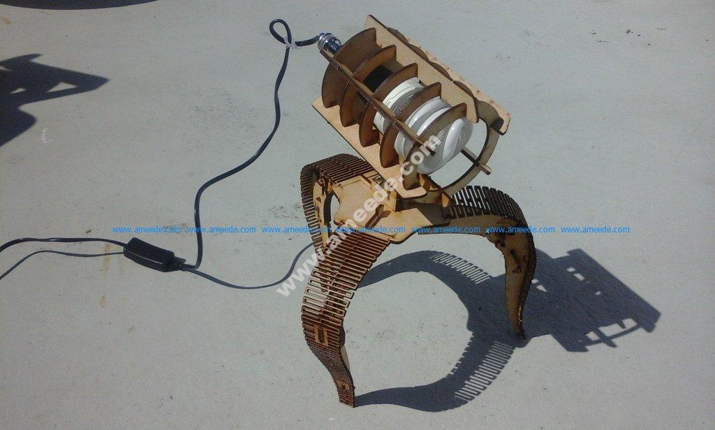 Lamp Final To Print