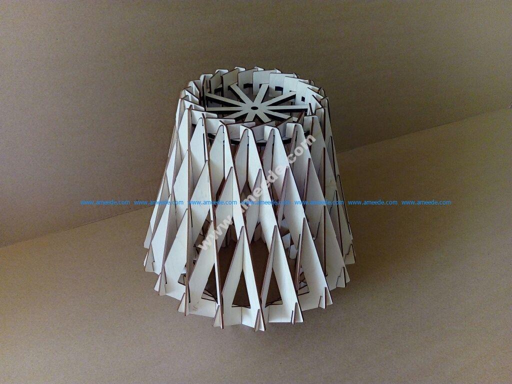 Lampa Brilliant x3