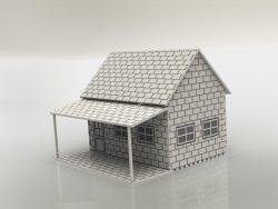 Little House 3mm