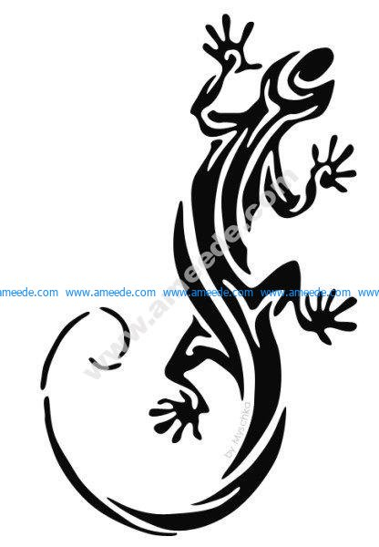 Lizard Tattoo Designs