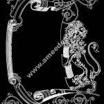 Mirror Frame 0468