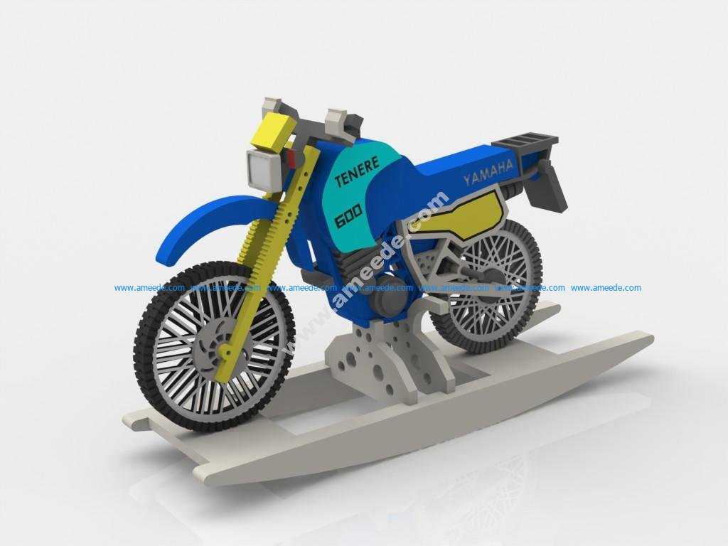 Moto Tenere XT600