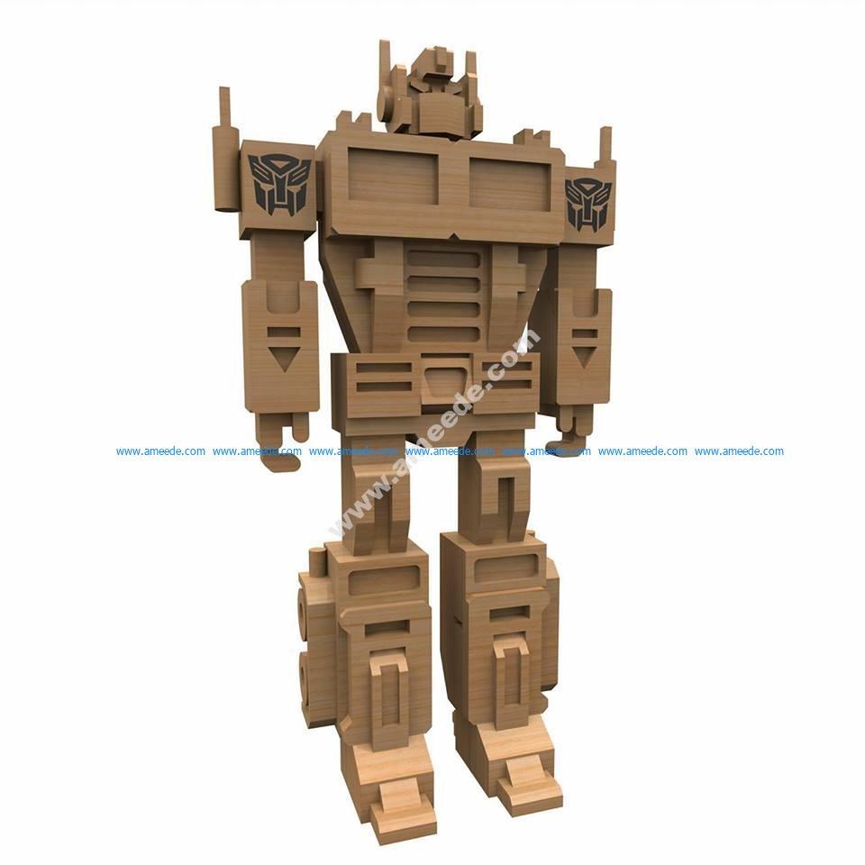 Optimus Prime 3mm