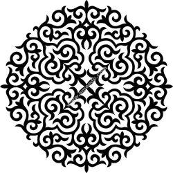 Ornament Stencil