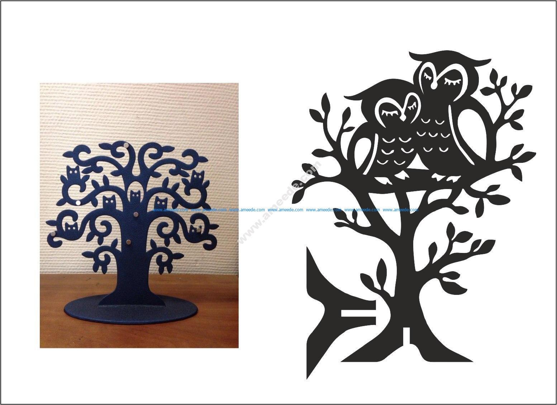 Owl Jewellery Tree – Hanger