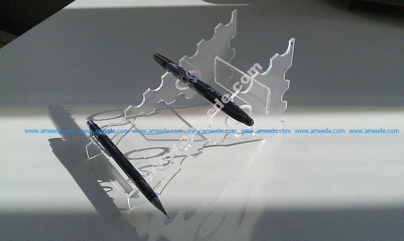 Penholder 3mm Plexi