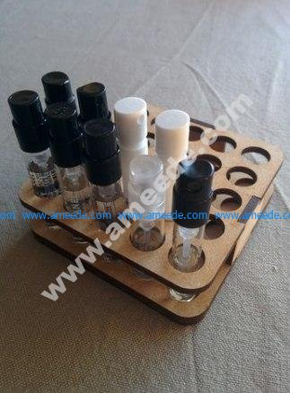 Perfume Sample Holder