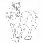 Pferd (horse)