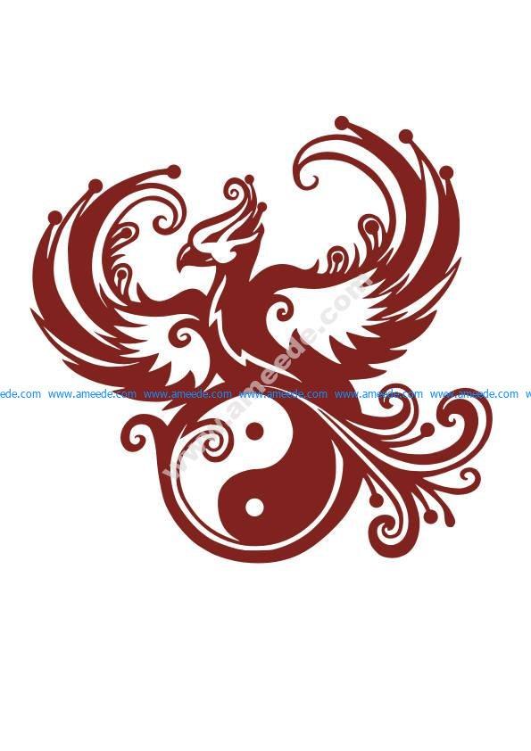 Phoenix Bird Rising