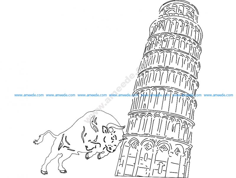 Pissa Tower