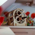 Planetary Gear Wine Stand 10mm