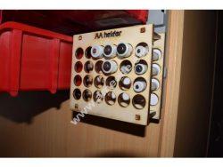 Release Battery Holder AA