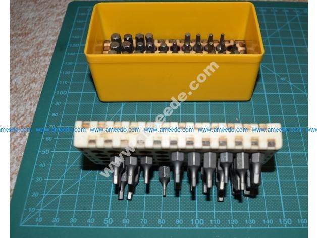 Release Bit Halter Box For allit-45 2
