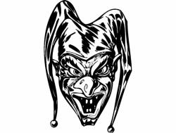 Scary Clown 006