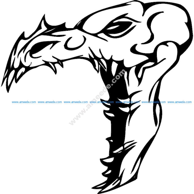Skull 015