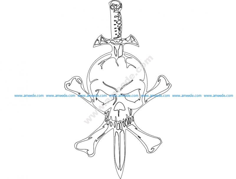 Skull 032