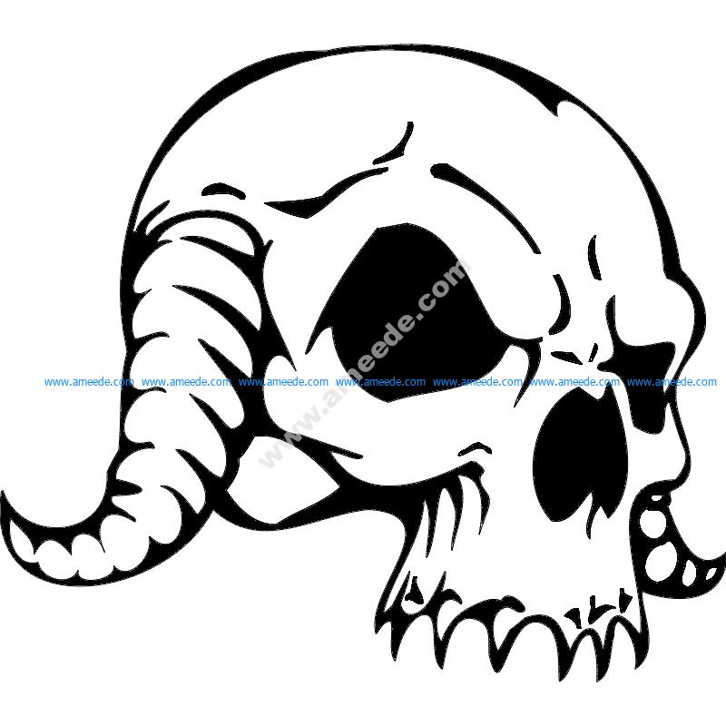 Skull 086