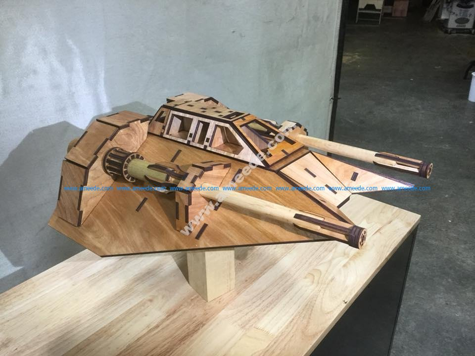 Snowspeeder 5mm Final