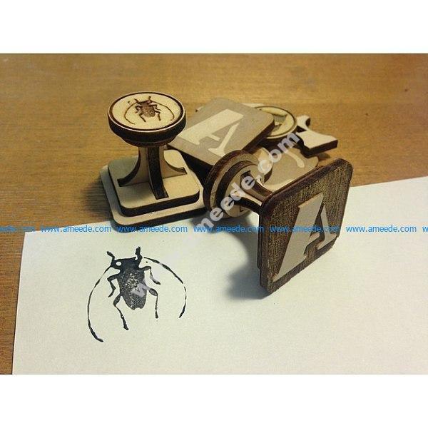 Stamp Base