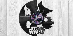 Star Wars Clock Plans Darth Vader Yoda