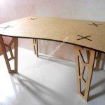 Table 3d Fancy Legs